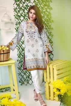 Alkaram Kurti Collection 2016 #Alkaram New Kurti Collection #Alkaram Kurti 2016 #Alkaram New Collection Pakistani Casual Wear, Pakistani Lawn Suits, Pakistani Outfits, Party Wear Dresses, Casual Dresses, Winter Dresses, Fashion Dresses, Eastern Dresses, Pakistani Couture