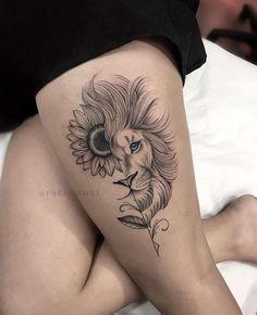Mommy Tattoos, Leo Tattoos, Dope Tattoos, Body Art Tattoos, Tribal Tattoos, Hand Tattoos, Girl Tattoos, Sleeve Tattoos, Sexy Couple Tattoos