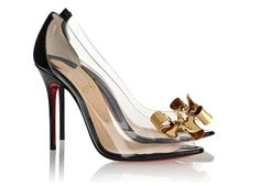 Sandali Christian #Louboutin Justinodo-Peep-Toe #shoes