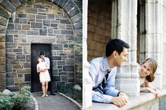 Cynthia Brown Studio, Fort Tryon Park Engagement