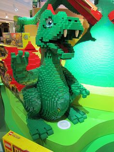 LEGO Baby Green Dragon