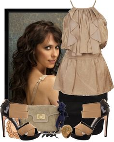 """""""Ghost Whisperer - for my baby sister"""" by bluefantasy on Polyvore"""