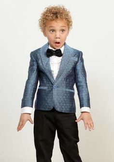 your bebe will be the gent of the party in this Gucci suit  #timeless #bGstyle Click Here to subscribe: www.babyGent.com