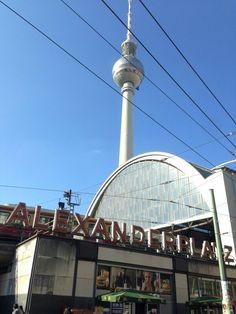 Alexanderplatz, Berlin. 27th March 2016.