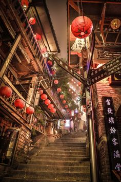 backgroundYou can find Scenery and more on our background Aesthetic Japan, City Aesthetic, Photographie Portrait Inspiration, Japon Illustration, Japan Street, Taiwan Travel, China Travel, Chinese Architecture, Fantasy Landscape