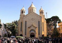 Restauran iglesia armenia en la región kurda de Turquía - Soy Armenio