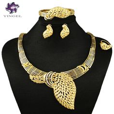 african jewelry sets wedding jewelry sets  african gold high quality beads jewelry sets free shipping