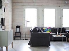 livingroom ikea couch hay tray poulsen aj scandinavian home lundia fuuga