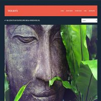 Thoughts - Free simple responsive WordPress theme