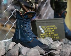 Alpha Industries x Palladium Boot Collection | Preview