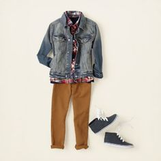 Back to School: outfits - cool dude | Children's Clothing | Kids Clothes | The Children's Place