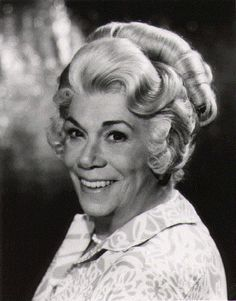 "Bea Benaderet.""Pearl"" on Beverly Hillbillies and also stared on Petticoat Junction"