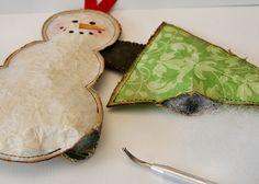 Handmade Christmas Ornaments | Handmade Christmas Ornaments