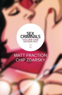 Book Sex Criminals Vol. 1 by Matt Fraction