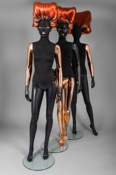 PASHION MANNEQUINS by Global Display,Bedfordshire,UK, pinned by Ton van der Veer