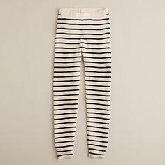 Girls' ribbed leggings  $48.00 item 53565