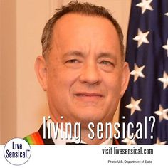 Tom Hanks - #livesensical