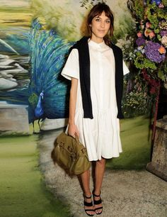 at Mulberry spring/summer 2014 show