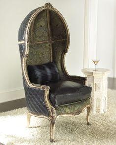 Charmant Lawson Balloon Chair