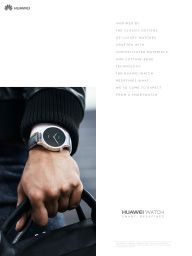 """I saw this in """"The Huawei Watch. Smart, Redefined."""" in WIRED December 2015."""