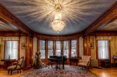 The Grand Room by Frank Grace on 500px