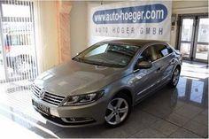 Gebrauchtwagen VW Passat CC 2.0 TDI: 23.840 EUR Sportwagen Und Coupe 24.900 km 07 / 2013 Diesel Schaltgetriebe Gebrauchtwagen
