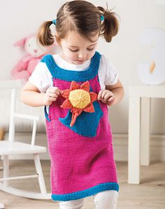 This cute and colorful knit in Adore is from the Summer 2018 Creative Knitting magazine. Knit Patterns, Sewing Patterns, Creative Knitting, Dk Weight Yarn, Knitting Magazine, Bead Kits, Crochet Necklace, Sunshine, Quilts