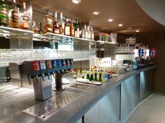 """""""Lufthansa Lounge"""" , Munich Aeroporto (Luglio)"""