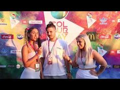 Kasseta was at the Colour Day Festival for a second year in a row, and our presenters Elena Kremlidou and Aggeliki Manousaki talked to Saske. Try Again, Comedy, Interview, Comedy Theater