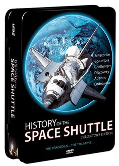 History of the Space Shuttle (Collector's Edition) (Space Dvd). http://www.aerospaceguide.net/dvd/space.html  #nasa #space #shuttle
