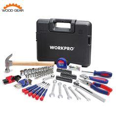 Home Tool Set Household Tool Kits Socket Set Screwdriver Set Home Repair Tools Hand Tool Sets, Home Tools, Tools Tools, Extension Rod, Hex Key, Screwdriver Set, Socket Set, Tool Steel, Home Repair