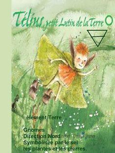 La fée Unéa & La dragonne Xoxo: Les 4 élémentaux féerique