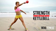 Kettlebell Routine for Total Body Strength Bekafit