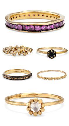 new from Satomi Kawakita Jewelry