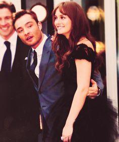 Ed and Leighton