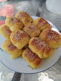 Food N, Food And Drink, Greek Pastries, Eat Greek, Greek Desserts, Tart, Healthy Eating, Yummy Food, Bread