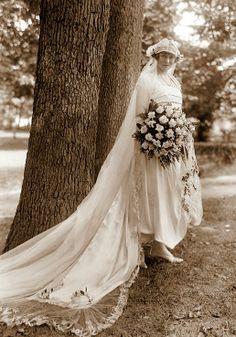 Wedding - 1916
