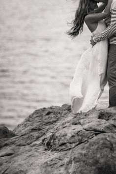 :) romantic couple #black_white #photography