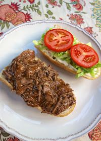 Roast Beef Po-Boy: worth trying again, but with far less of the Cajun seasoning. It was so salty that it we couldn't eat it. :(