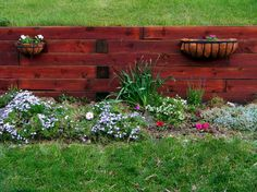 wood retaining walls design ideas pictures remodel and decor