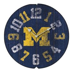 Show your team pride in any room of the house and know what time the big game…