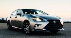 2016 Lexus ES 350 Release Date Canada
