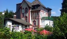 Hotel-Pension Seeschlösschen in Bad Sachsa - hier will ich Urlaub machen!