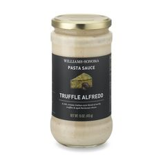 Williams-Sonoma Pasta Sauce, Truffle Alfredo | Williams-Sonoma