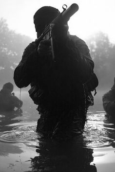 US NAVY SEALS   Suddenly they come...from nowhere......GOD BLESS THESE FROGMEN!!  #ThankYouForSavingSgtBoweBergdahl #FREEatLast