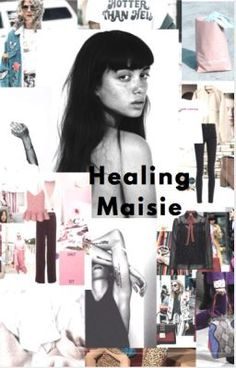 #wattpad #teen-fiction Maisie is many things, a girl, a fashion student, nice, sweet and many other nice things.  But she also has a darker side, the struggles of the loss of her parents and sister, she has tried many times to recover from it, which seems impossible. Will she ever heal from the pain? -English isn't my fi...