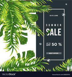 summer sale banner - Google 検索 Summer Banner, Sale Banner, Summer Sale, Plant Leaves, Google, Plants, Plant, Planets