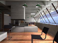 SANTIAGO CARVAJAL renderings : Casa Butantã by Paulo Mendes da Rocha