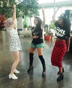 little mix.... as I stumbled upon this... I was listening to Move and I was just like this is perrrrrfect!!!