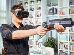 ANTVR KIT, better than Oculus Rift?